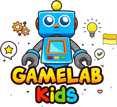 Logo GameLab Kids