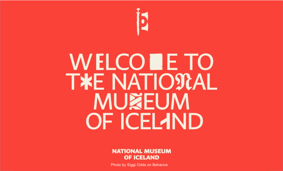 """National Museum of Iceland"" Pict by Siggi Odds on Behance"