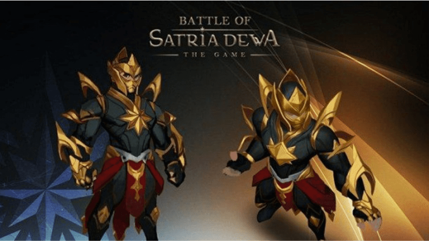 Battle of Satria Dewa, Pict by CNBC